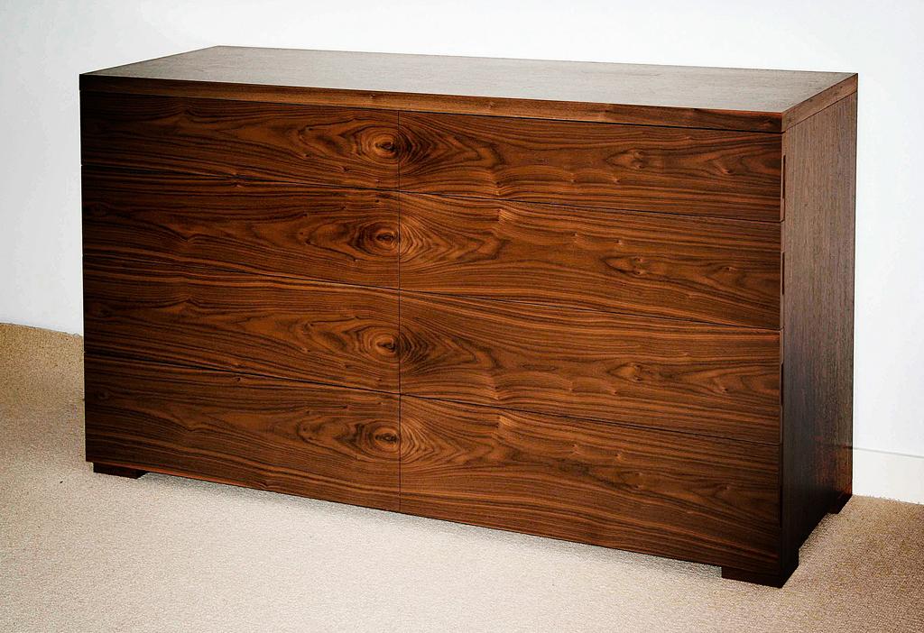 American Walnut Drawers
