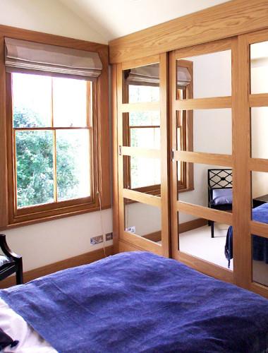Kensington Oak Bedroom