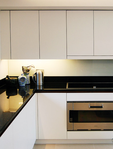 Bespoke ColourCore Kitchen