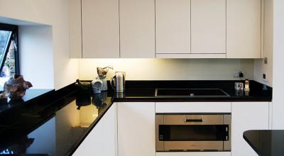 Bespoke ColourCore Kitchen