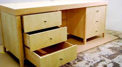 Maple & Sycamore Desk